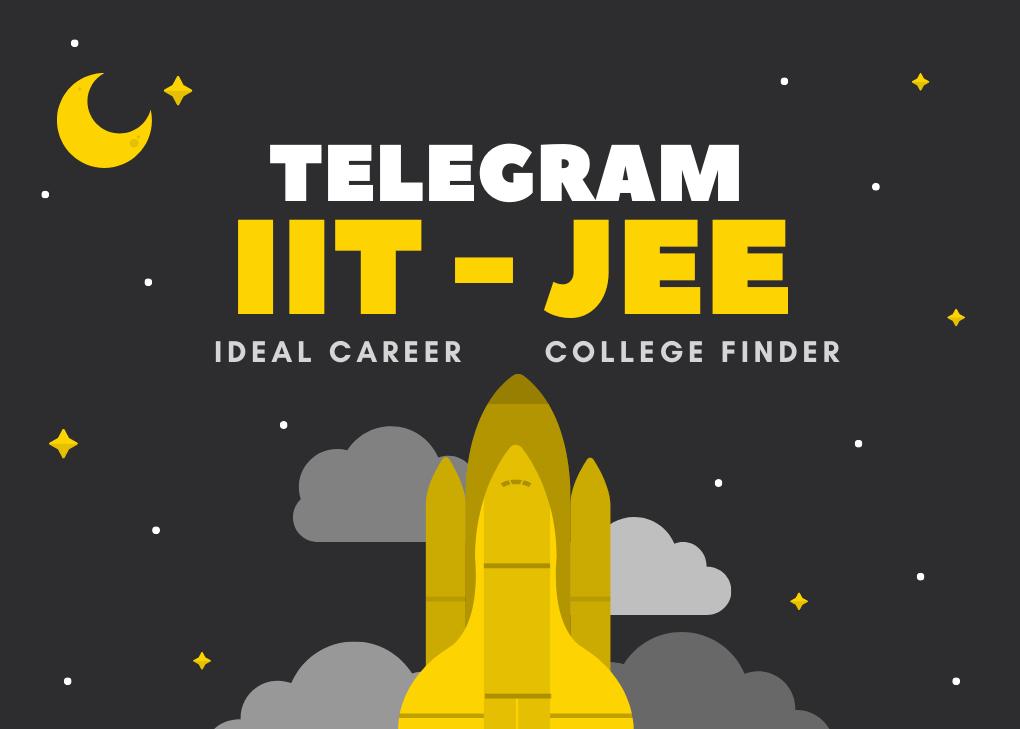 jee telegram group for jee main jee advance