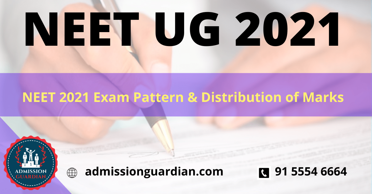 Read more about the article NEET 2021 Exam Pattern
