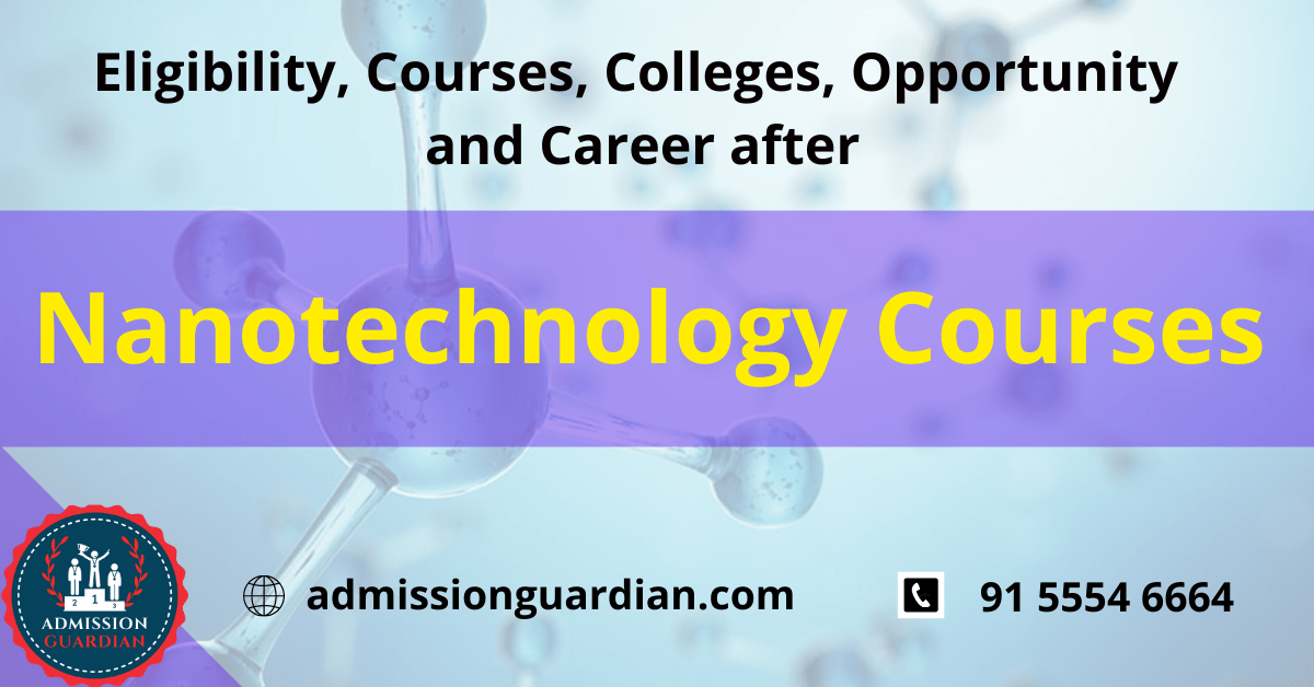 Read more about the article Career after Nanotechnology Courses