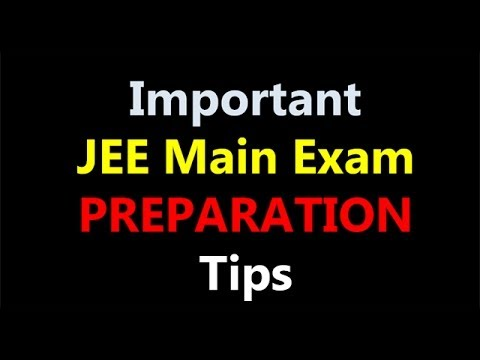 Read more about the article Top 5 Tips for Preparation of JEE Mains
