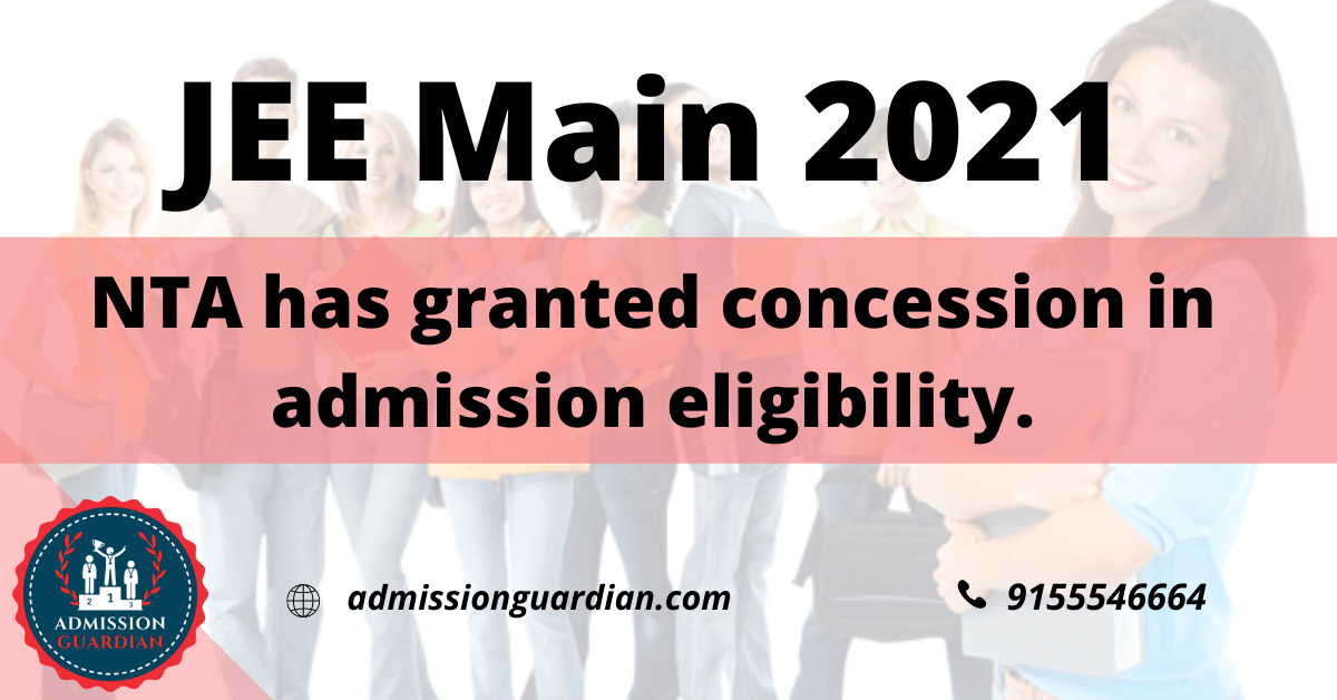 Read more about the article JEE Main 2021 Examination: NIT and IIIT will give concession in Eligibility
